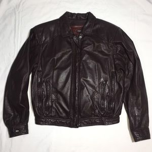 Berman's 100% Leather Shell with 3M Thinsulate
